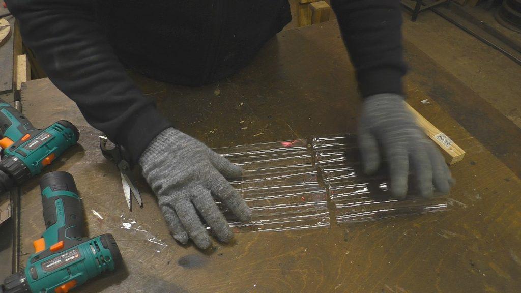 shifer iz plastikovyh butylok